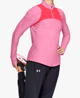 Women's UA Qualifier ½-Zip