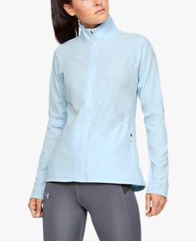 여성 UA Storm 론치 그래픽 재킷