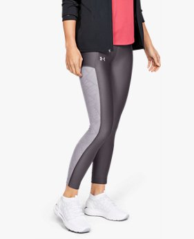 Women's UA Armour Fly Fast Raised Thread Crop
