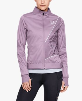 Women's UA Perpetual Run Jacket