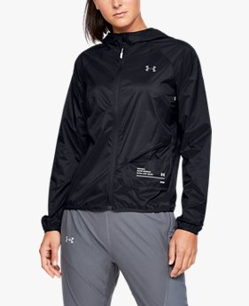 Women's UA Qualifier Storm Packable Jacket