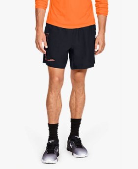 Shorts UA Speed Stride 7'' Branded para Hombre
