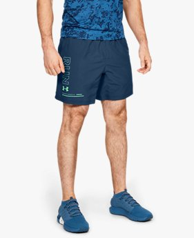 Men's UA Speed Stride 7'' Branded Shorts