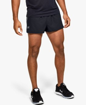 Men's UA Launch SW Split Shorts