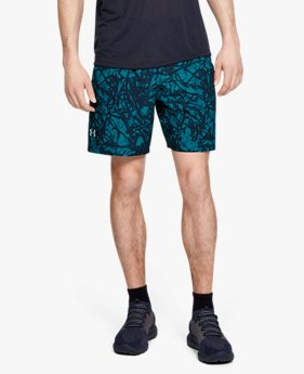Men's UA Launch SW 7'' Printed Shorts