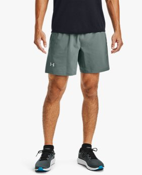 Men's UA Launch SW 2-in-1 Shorts