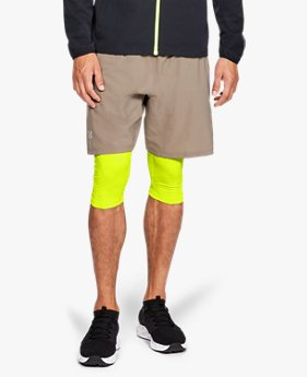 Shorts Longo de Corrida Masculino Under Armour Launch SW 2 em 1