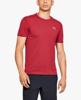 Herren-T-Shirt UA Streaker, kurzärmlig
