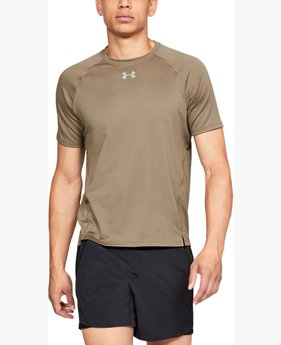 Men's UA Qualifier HexDelta Short Sleeve