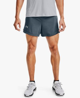 Men's UA Qualifier Speedpocket 13 cm Shorts