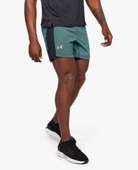 Men's UA Qualifier Speedpocket 7'' Shorts