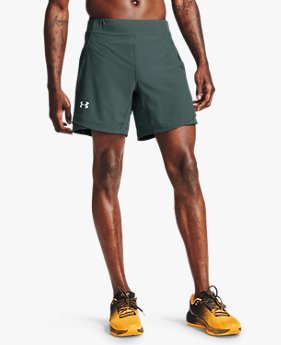 Men's UA Qualifier Speedpocket 18 cm Shorts