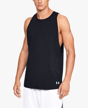 Men's UA Baseline Cotton Tank