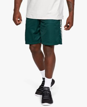Shorts de Basquete Masculino Under Armour Pursuit Court