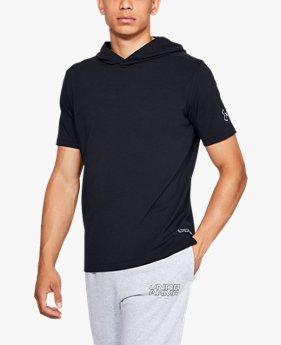 Men's UA Baseline Short Sleeve Hoodie