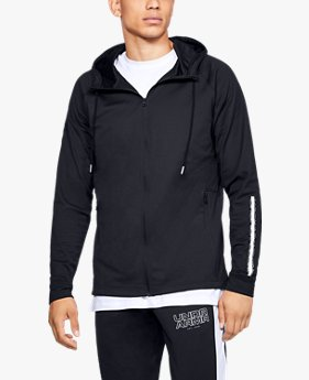 Men's UA Baseline Tricot Jacket