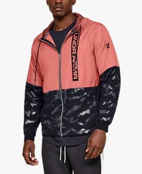 남성 UA 퍼수트 윈드브레이커 재킷