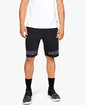 Shorts UA Baseline Graphic Fleece Masculino