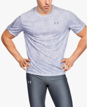 Men's UA Speed Stride Printed Short Sleeve