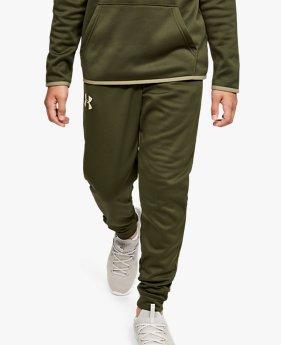 Erkek Çocuk Armour Fleece® 1.5 Solid Jogger Eşofman Altı