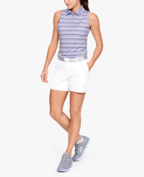 Women's UA Zinger Sleeveless Novelty Polo