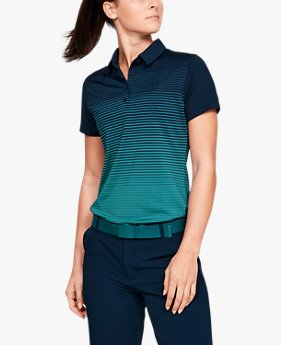 Women's UA Zinger Short Sleeve Novelty Polo