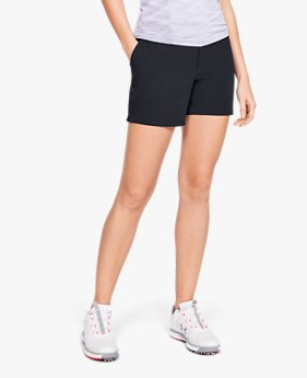 Pantalones UA Links Shorty para mujer