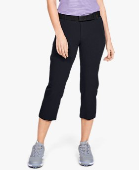 Women's UA Links Capri