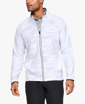 Men's UA Storm Windstrike Full Zip Jacket