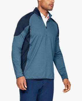 Men's UA Crestable Storm Midlayer ½-Zip