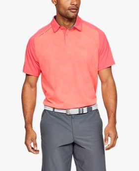 Playera Polo UA Vanish Champion para Hombre