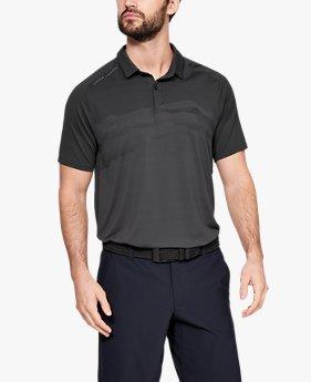 【アウトレット】UAアイソチル エアリフトポロ(ゴルフ/ポロシャツ/MEN)