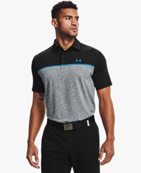 Polo UA Playoff 2.0 pour homme