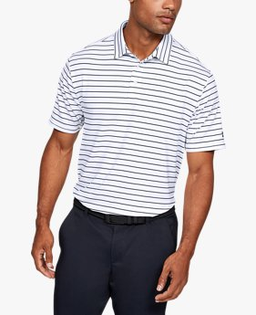 Herren UA Crestable Playoff Polo 2.0