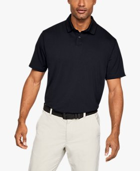 Polera Polo UA Crestable Performance para Hombre