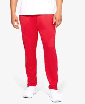 Men's UA Knit Warm-Up Pants