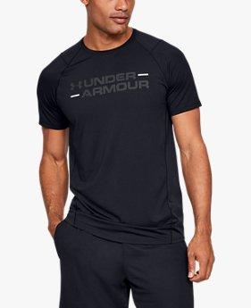 UA MK-1 ショートスリーブ ワードマーク(トレーニング/Tシャツ/MEN)