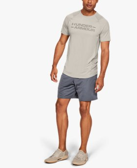Men's UA MK-1 Wordmark Short Sleeve Shirt