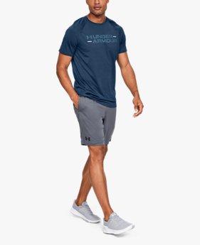 Herren UA MK-1 Kurzarm-Shirt mit Wortmarke
