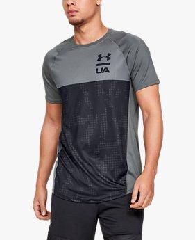 Camiseta UA MK-1 Colorblock Masculina