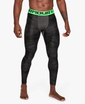 Men's HeatGear® Armour Leggings Printed