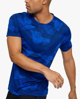 Men's UA RUSH™ Short Sleeve