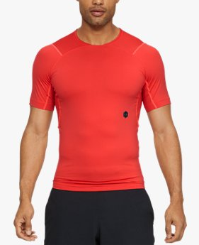 Men's UA RUSH Compression Short Sleeve