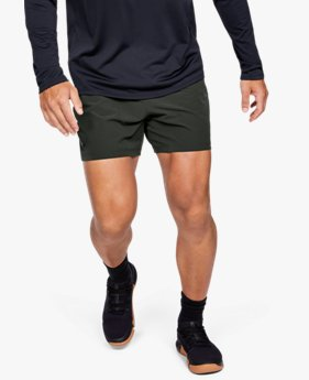 Men's UA Qualifier WG Perf 13 cm Shorts
