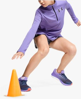 Girls' UA Tech™ ½-Zip