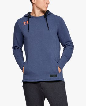 Sweat à capuche UA Accelerate Off-Pitch pour homme