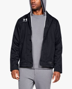 Men's UA Accelerate Touchline Jacket