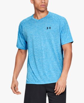 Men's UA Tech™ 2.0 V-Neck Short Sleeve