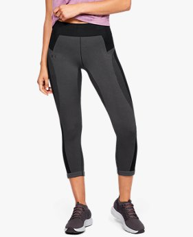 Leggings UA Vanish Seamless Ankle Crop para Mujer