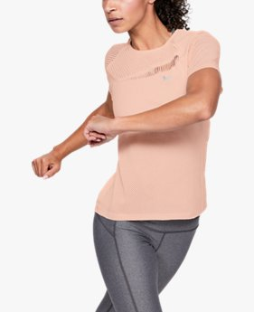 Women's UA Warrior Knit Short Sleeve